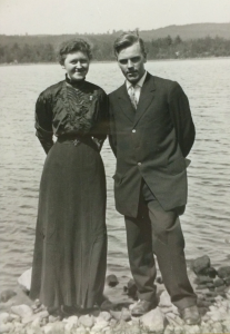 Olga and Andrew Anderson